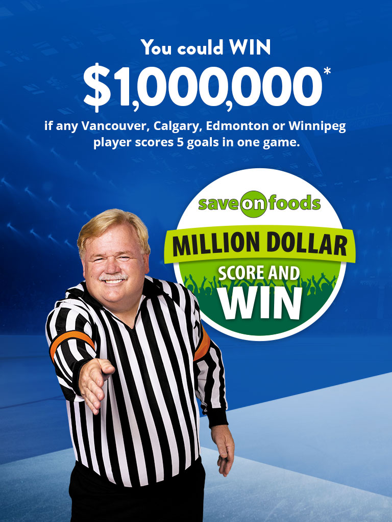 You could win $1,000,000