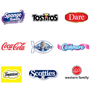 Bonus entry product logos